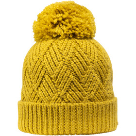Giesswein Setzberg Beanie Dames, ginger yellow